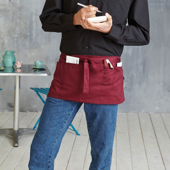 Tablier 5 compartiments / Apron with 5 pockets