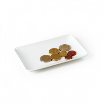 Coupelle ramasse monnaie / Cash tray