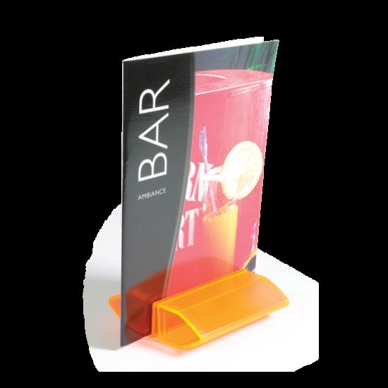 Porte-menu Reverso / Reversible menu holder
