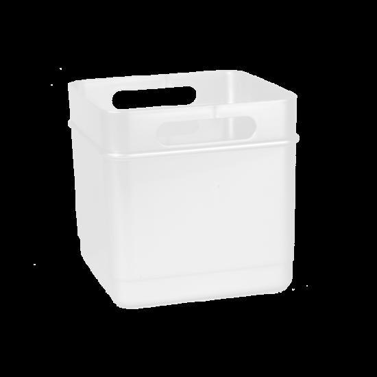 Conservateur à glace Vintage 4,8 l avec grille égouttoir et couvercle / Vintage ice bucket small model
