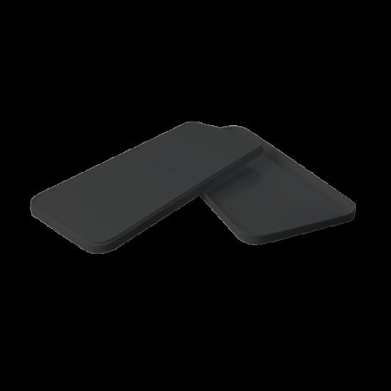 Plateau medium empilable / Medium tray stackable