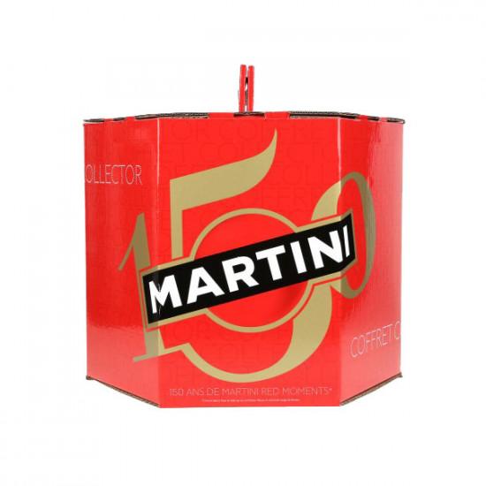 Coffret Martini et packaging / Martini packaging