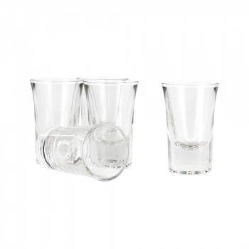 Verre shooter 3, 4 cl / Shooter glasse 3, 4 cl